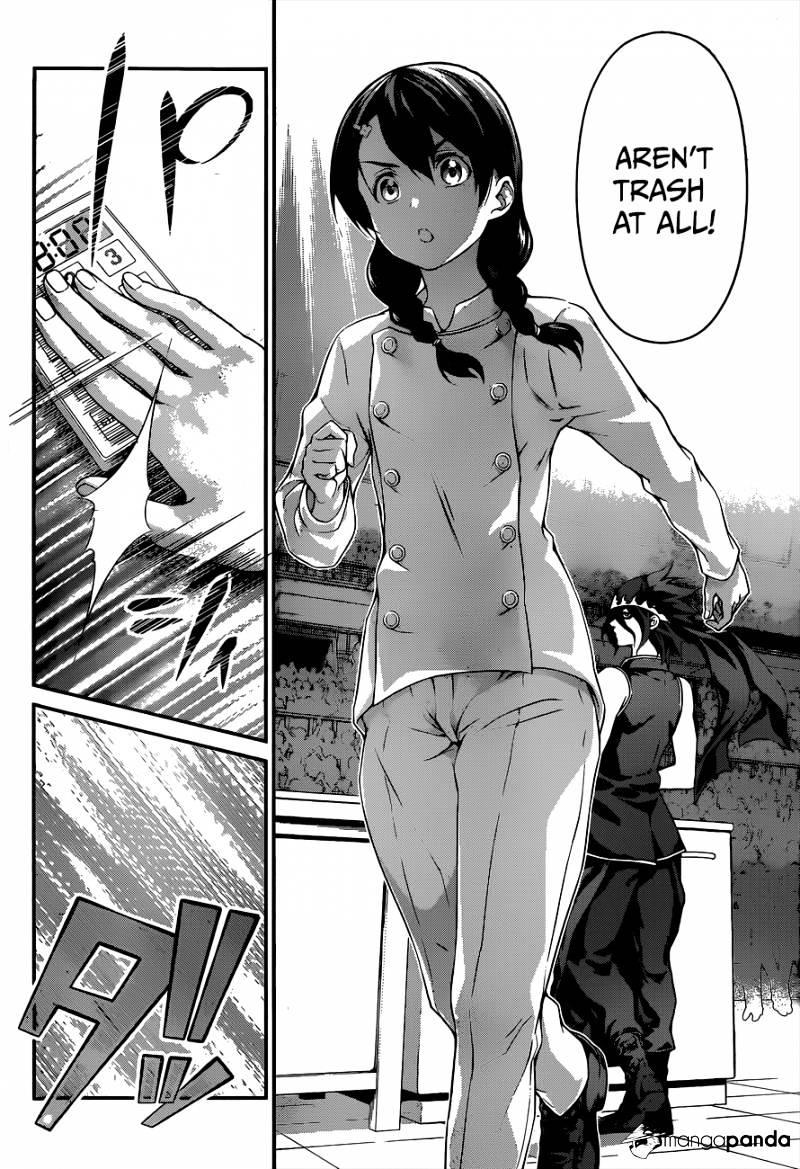 Shokugeki no Soma Chapter 69  Online Free Manga Read Image 15