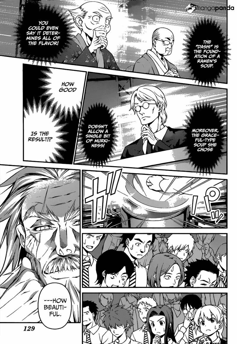 Shokugeki no Soma Chapter 69  Online Free Manga Read Image 18