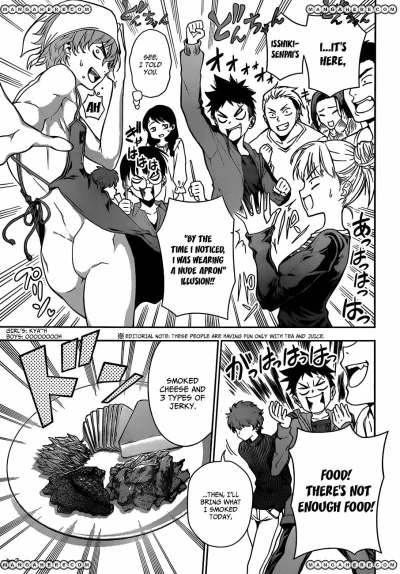 Shokugeki no Soma Chapter 7  Online Free Manga Read Image 13