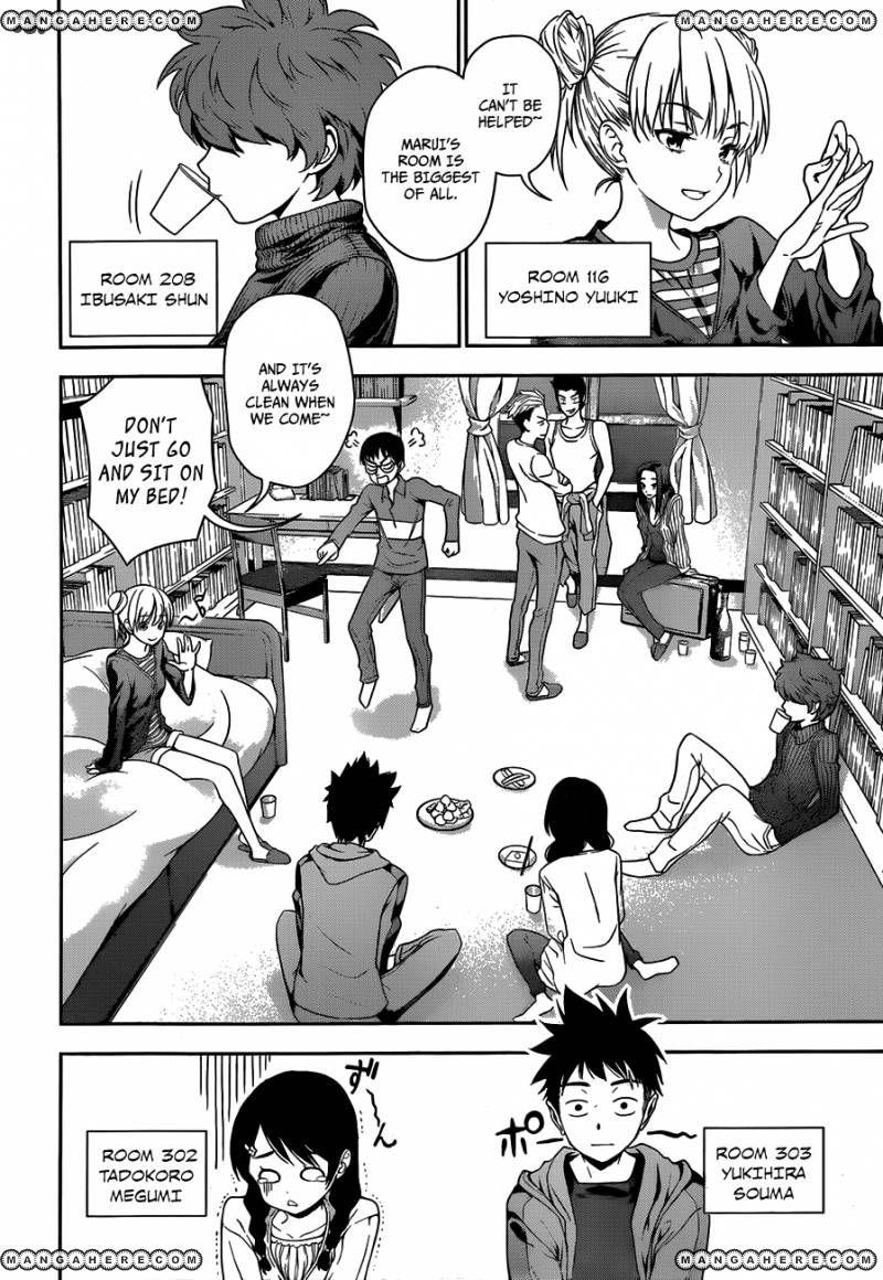 Shokugeki no Soma Chapter 7  Online Free Manga Read Image 6