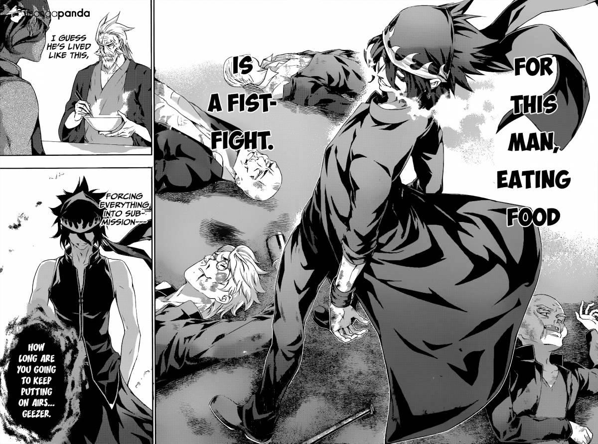 Shokugeki no Soma Chapter 70  Online Free Manga Read Image 15