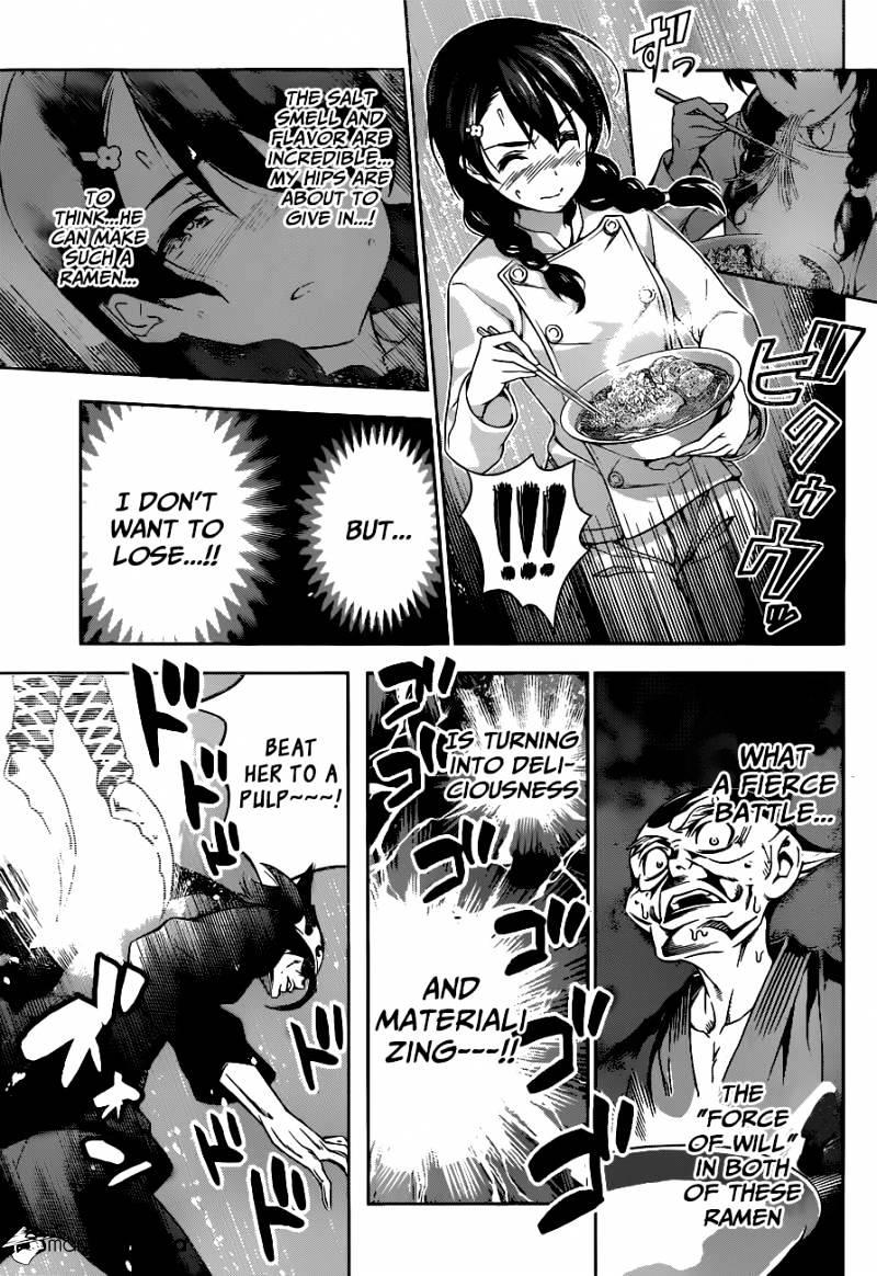 Shokugeki no Soma Chapter 71  Online Free Manga Read Image 16
