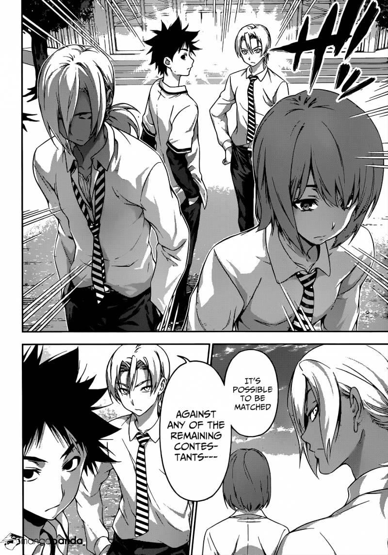Shokugeki no Soma Chapter 72  Online Free Manga Read Image 11