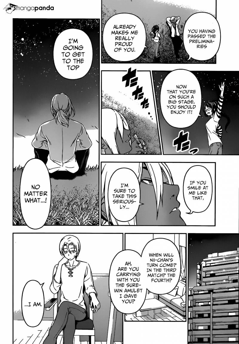 Shokugeki no Soma Chapter 72  Online Free Manga Read Image 15