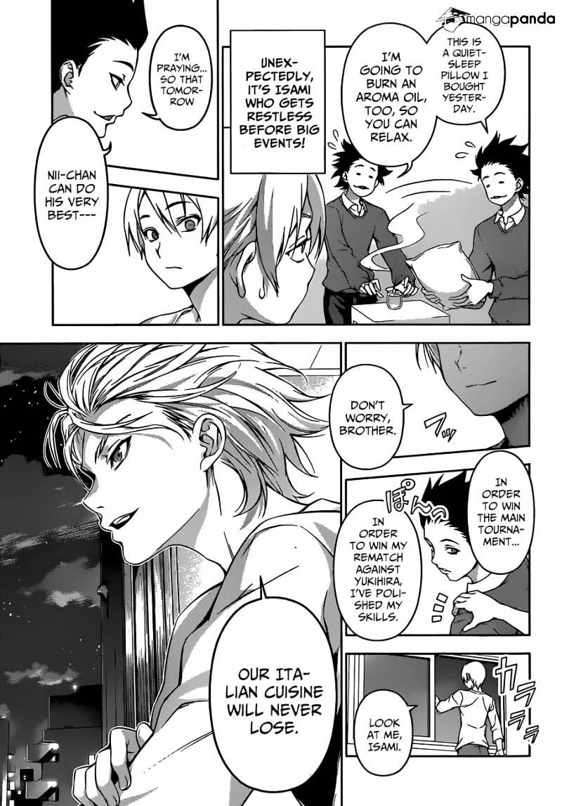 Shokugeki no Soma Chapter 72  Online Free Manga Read Image 16