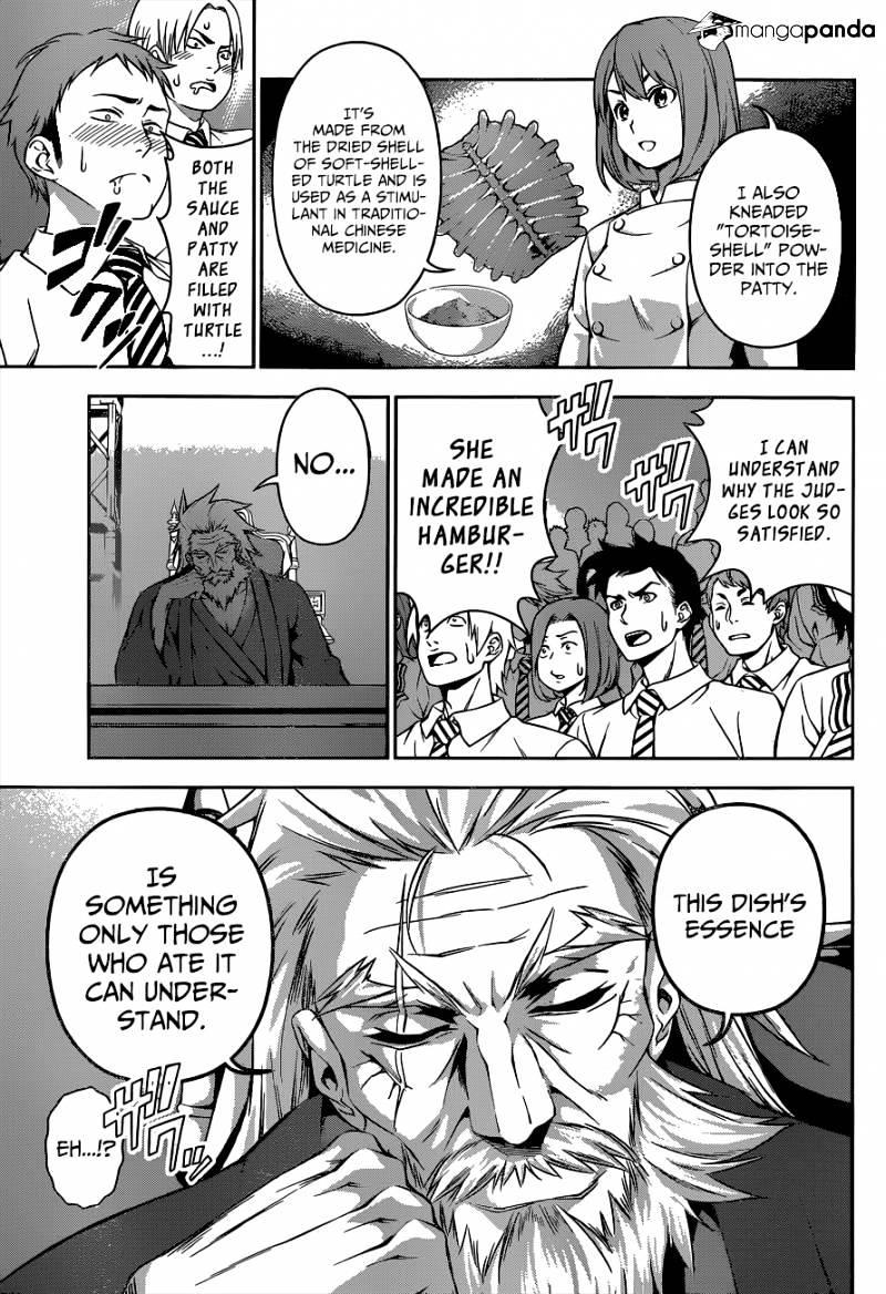 Shokugeki no Soma Chapter 74  Online Free Manga Read Image 12