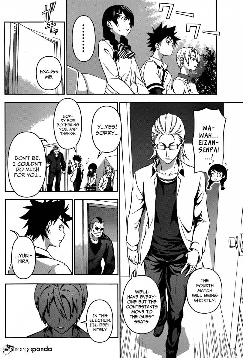 Shokugeki no Soma Chapter 75  Online Free Manga Read Image 13