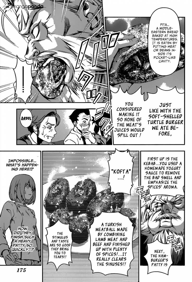 Shokugeki no Soma Chapter 75  Online Free Manga Read Image 6