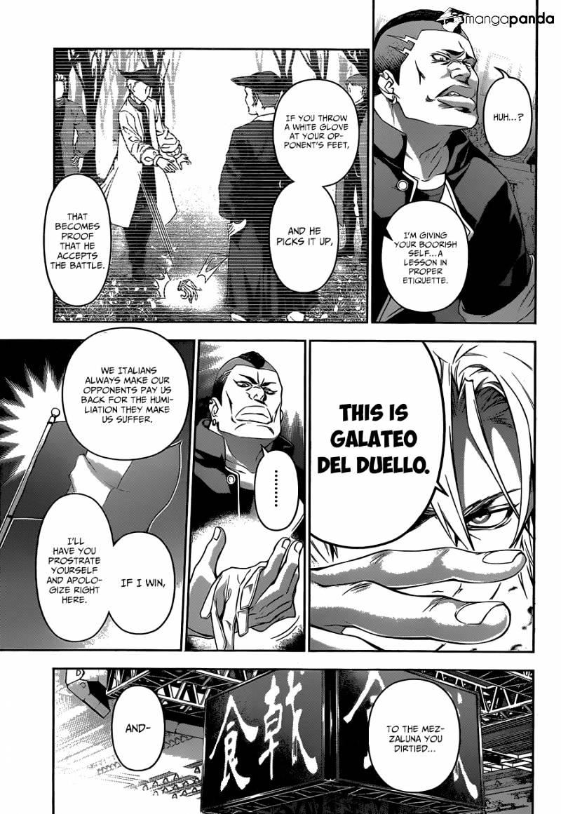 Shokugeki no Soma Chapter 76  Online Free Manga Read Image 18