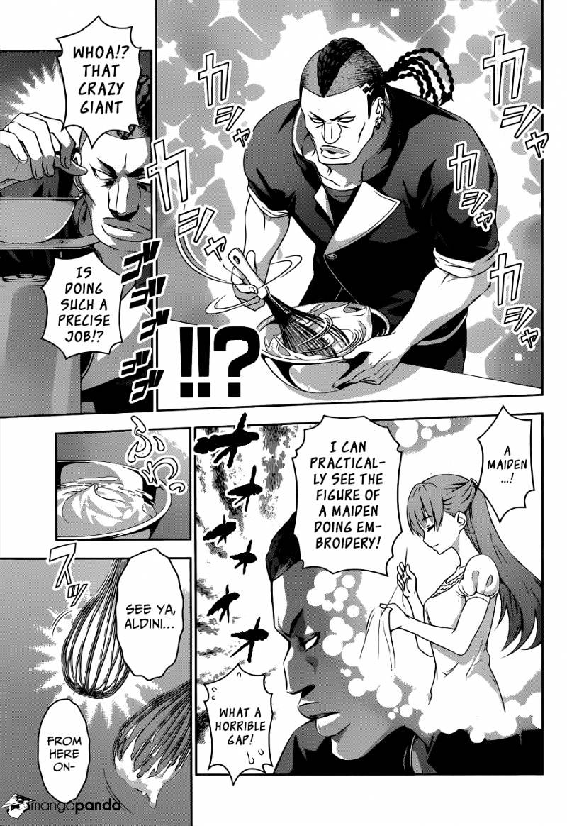 Shokugeki no Soma Chapter 77  Online Free Manga Read Image 10