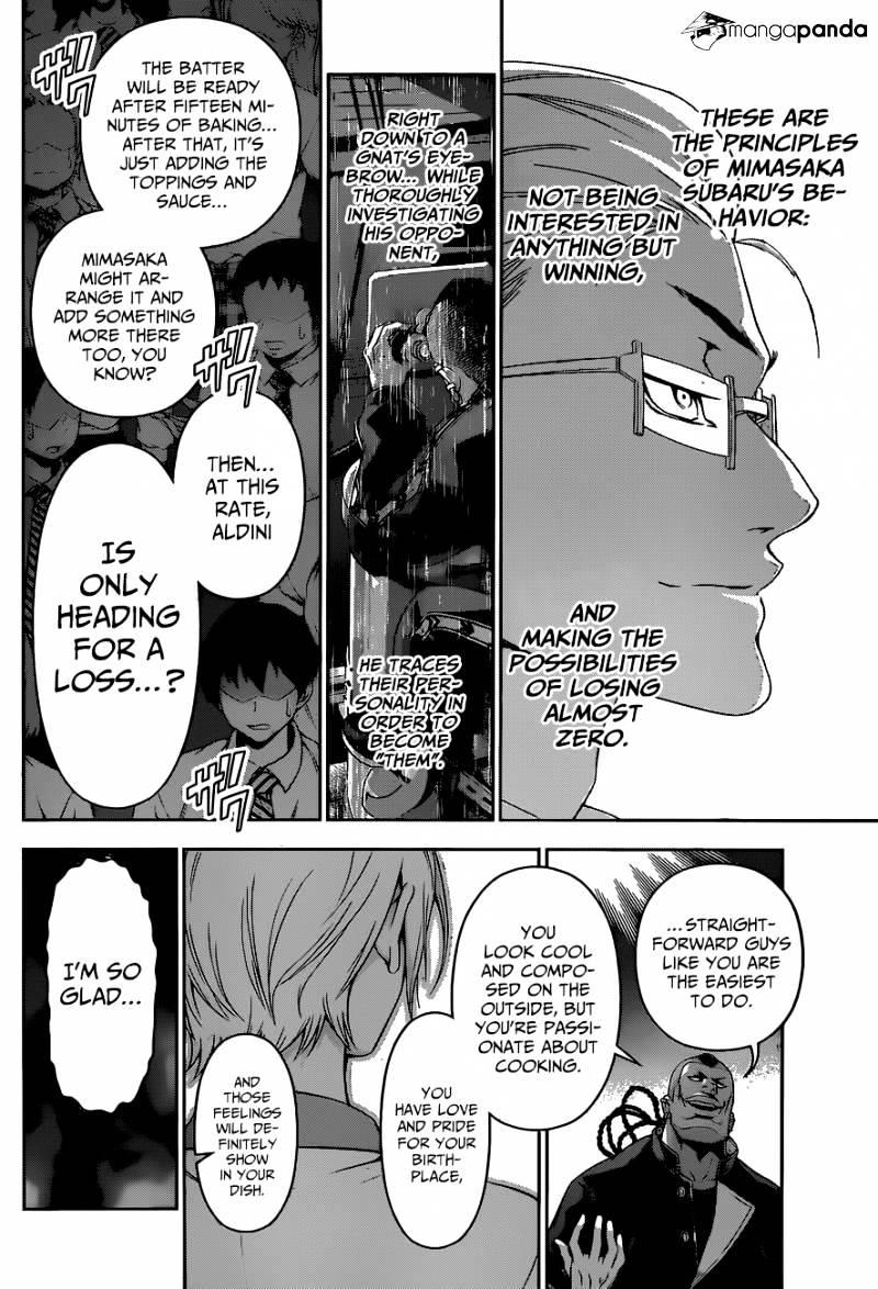 Shokugeki no Soma Chapter 77  Online Free Manga Read Image 15