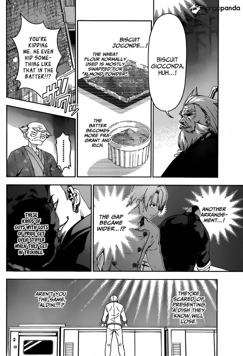 Shokugeki no Soma Chapter 78  Online Free Manga Read Image 10