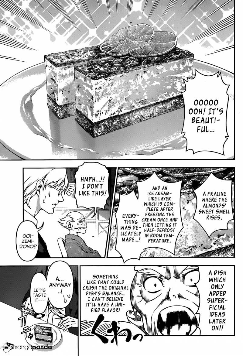 Shokugeki no Soma Chapter 78  Online Free Manga Read Image 13
