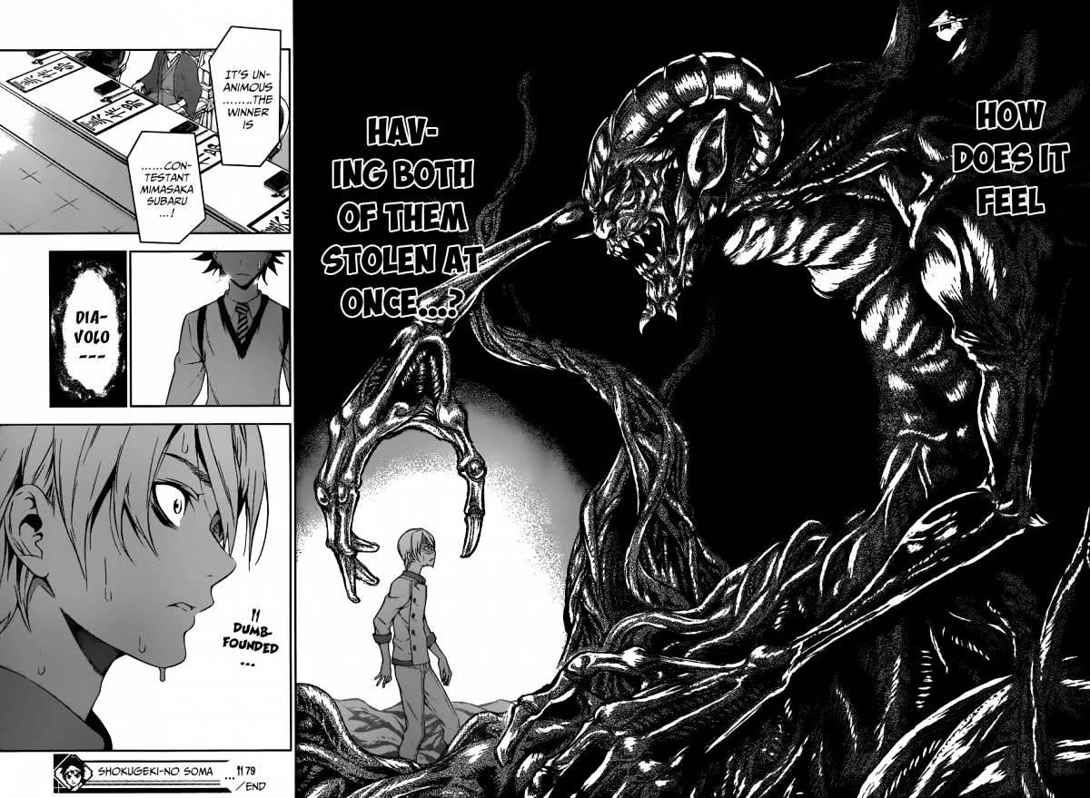 Shokugeki no Soma Chapter 79  Online Free Manga Read Image 19