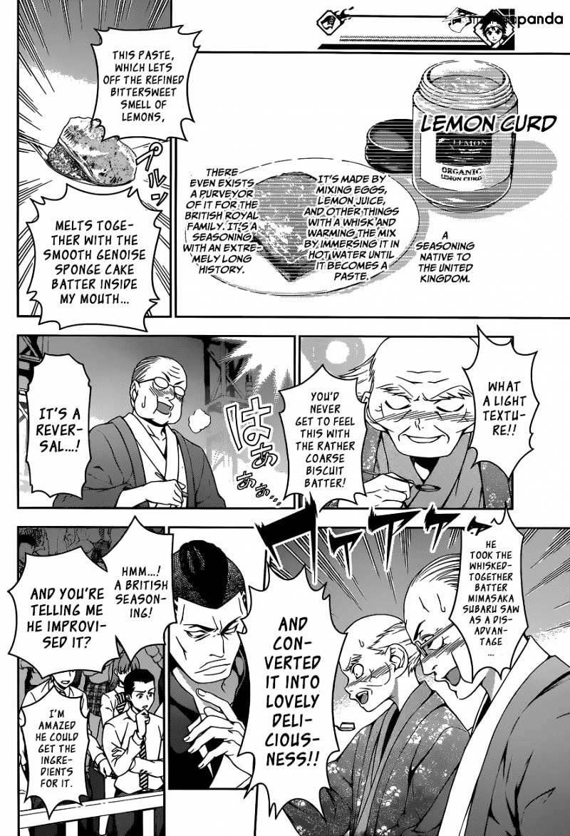 Shokugeki no Soma Chapter 79  Online Free Manga Read Image 9