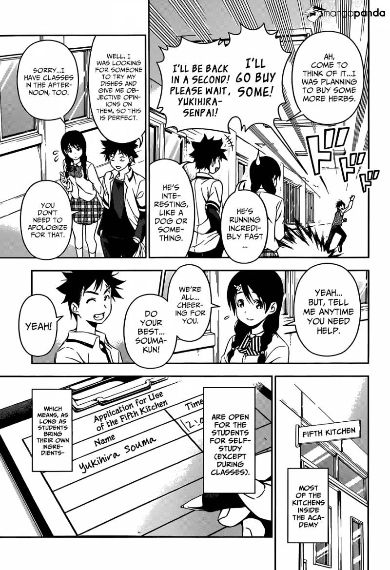 Shokugeki no Soma Chapter 82  Online Free Manga Read Image 6