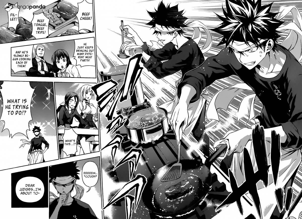 Shokugeki no Soma Chapter 86  Online Free Manga Read Image 17