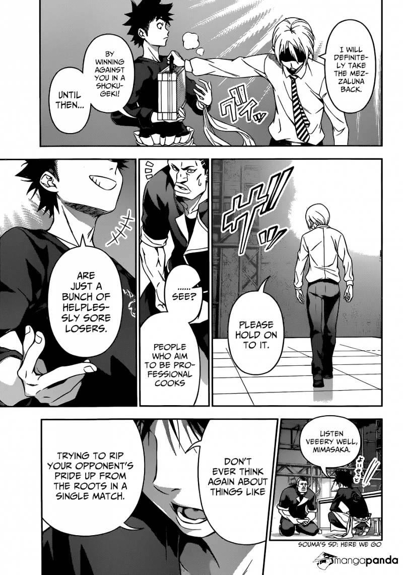 Shokugeki no Soma Chapter 89  Online Free Manga Read Image 14