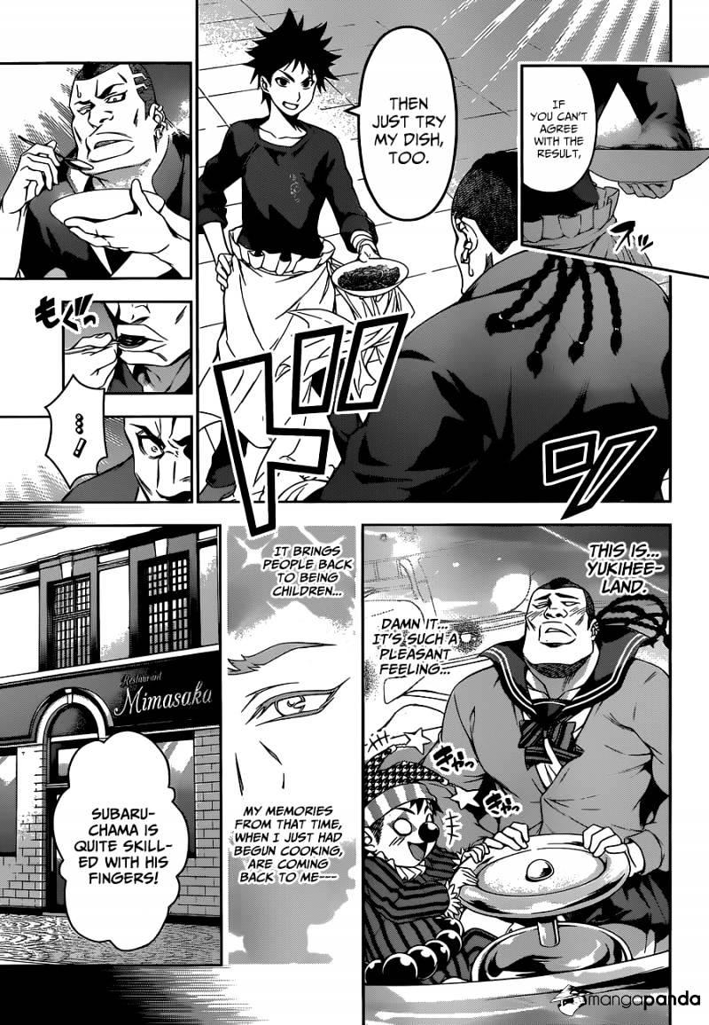 Shokugeki no Soma Chapter 89  Online Free Manga Read Image 4