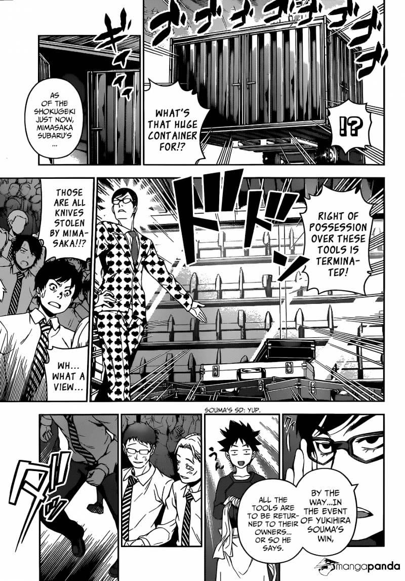 Shokugeki no Soma Chapter 89  Online Free Manga Read Image 8
