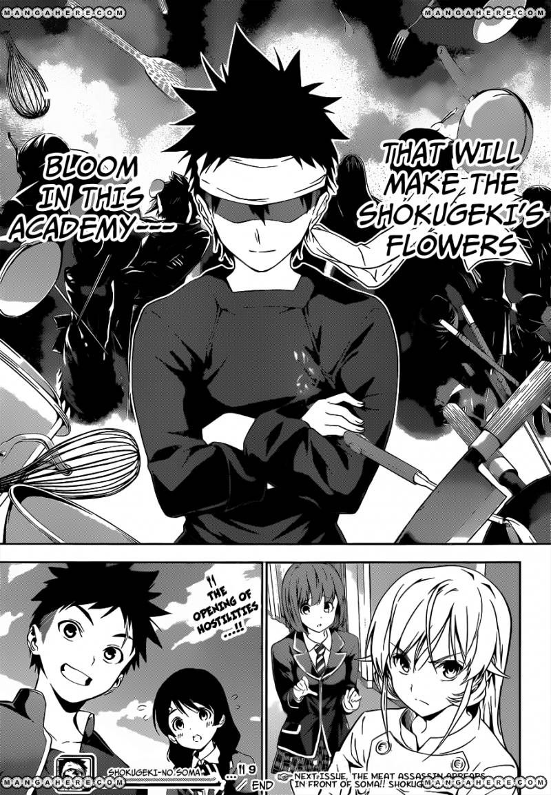 Shokugeki no Soma Chapter 9  Online Free Manga Read Image 24