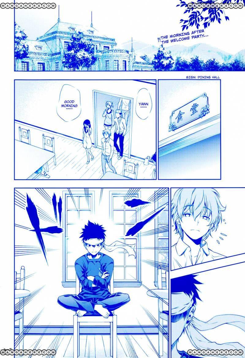 Shokugeki no Soma Chapter 9  Online Free Manga Read Image 4