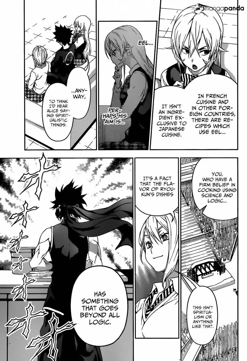 Shokugeki no Soma Chapter 90  Online Free Manga Read Image 14