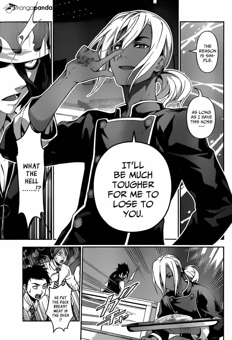 Shokugeki no Soma Chapter 90  Online Free Manga Read Image 22