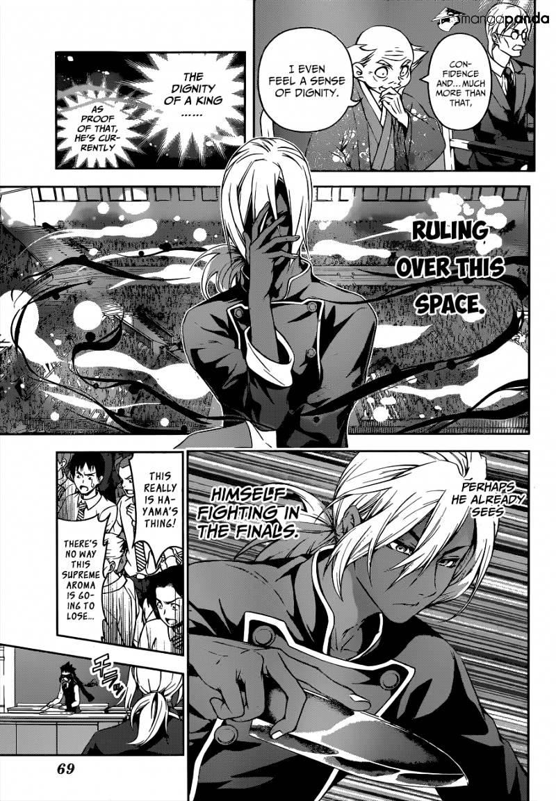 Shokugeki no Soma Chapter 91  Online Free Manga Read Image 4