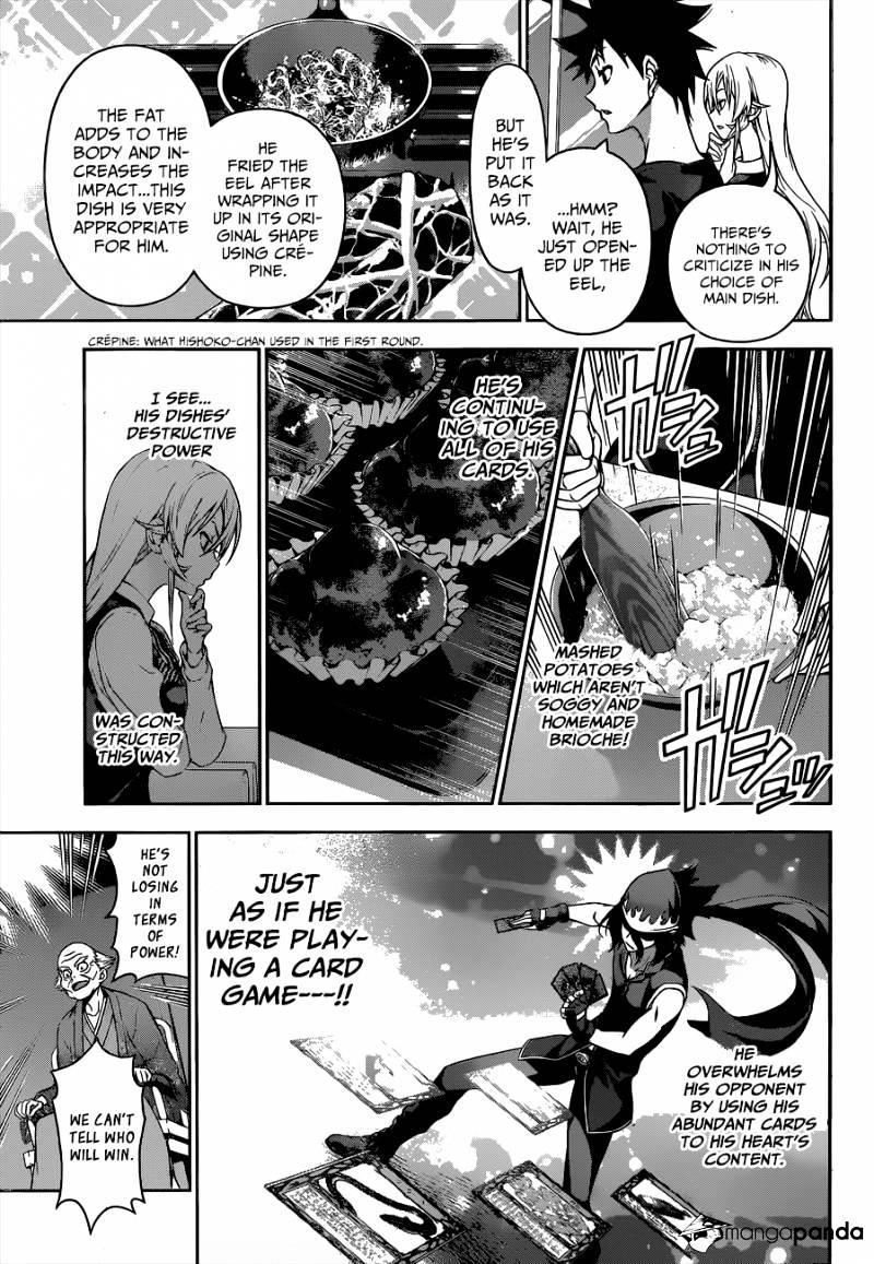 Shokugeki no Soma Chapter 91  Online Free Manga Read Image 8
