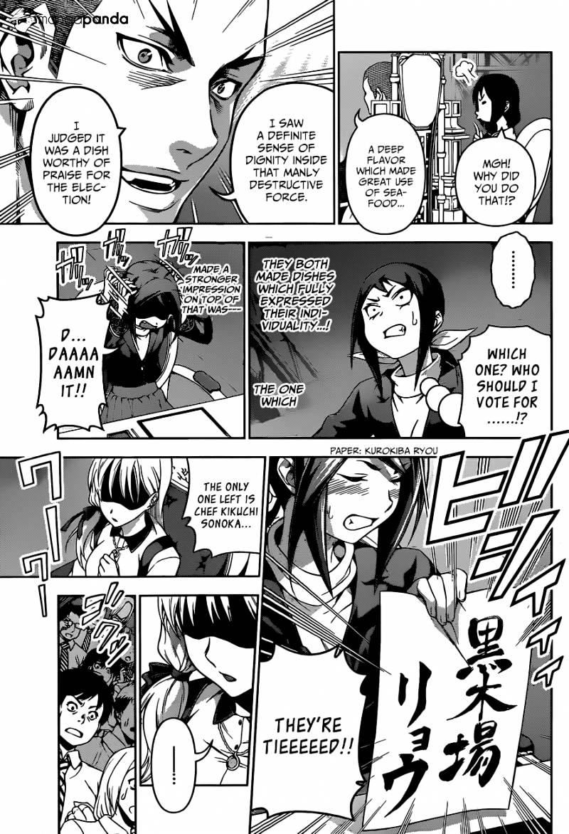 Shokugeki no Soma Chapter 92  Online Free Manga Read Image 14