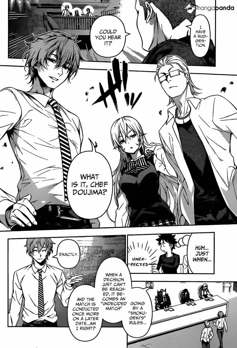 Shokugeki no Soma Chapter 92  Online Free Manga Read Image 17