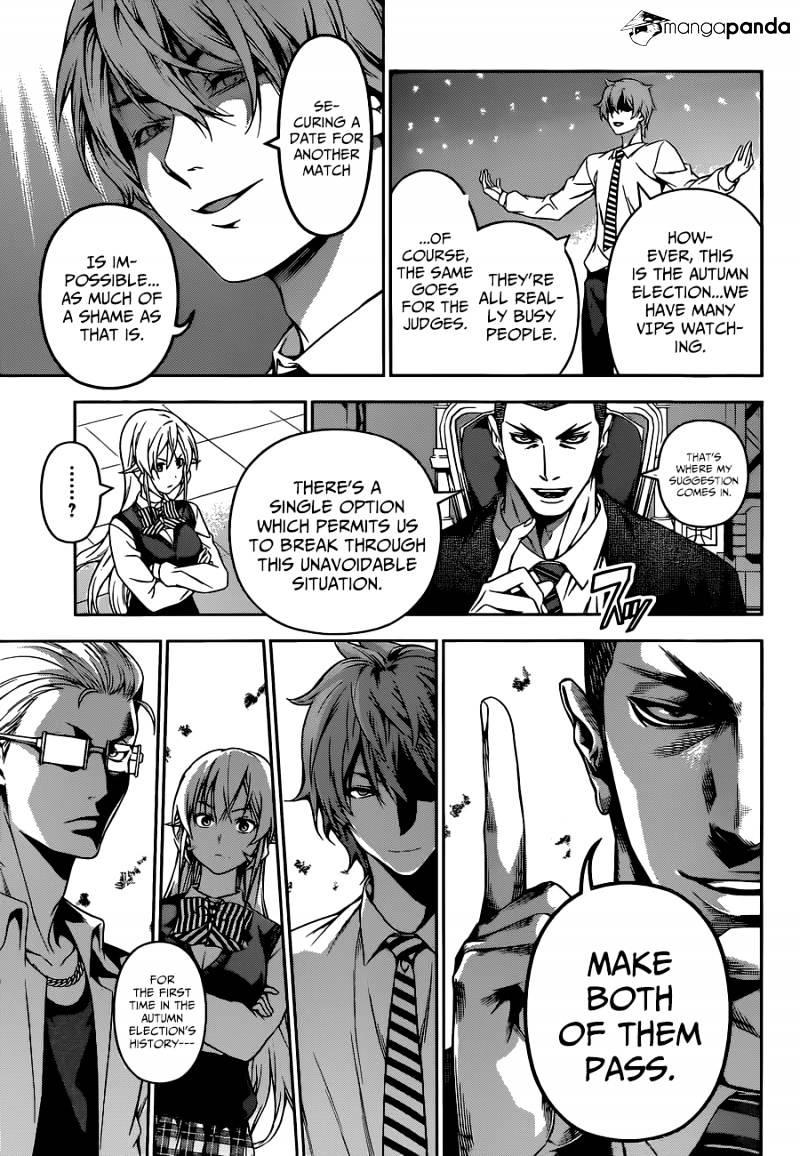 Shokugeki no Soma Chapter 92  Online Free Manga Read Image 18