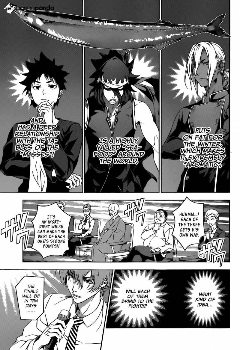 Shokugeki no Soma Chapter 93  Online Free Manga Read Image 15
