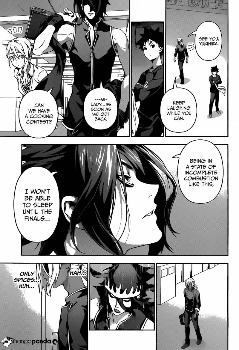 Shokugeki no Soma Chapter 93  Online Free Manga Read Image 19