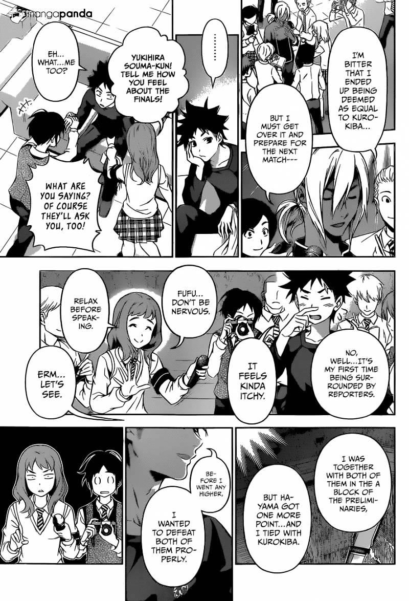 Shokugeki no Soma Chapter 93  Online Free Manga Read Image 9