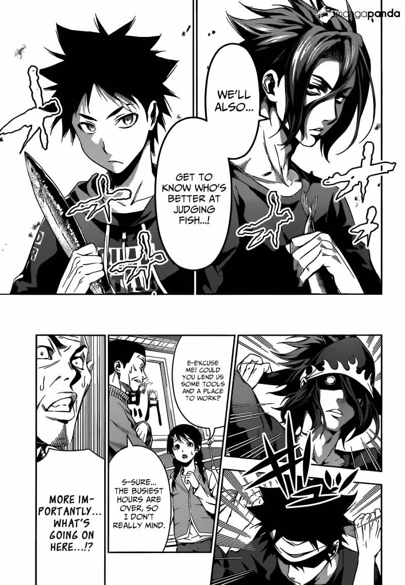 Shokugeki no Soma Chapter 94  Online Free Manga Read Image 10