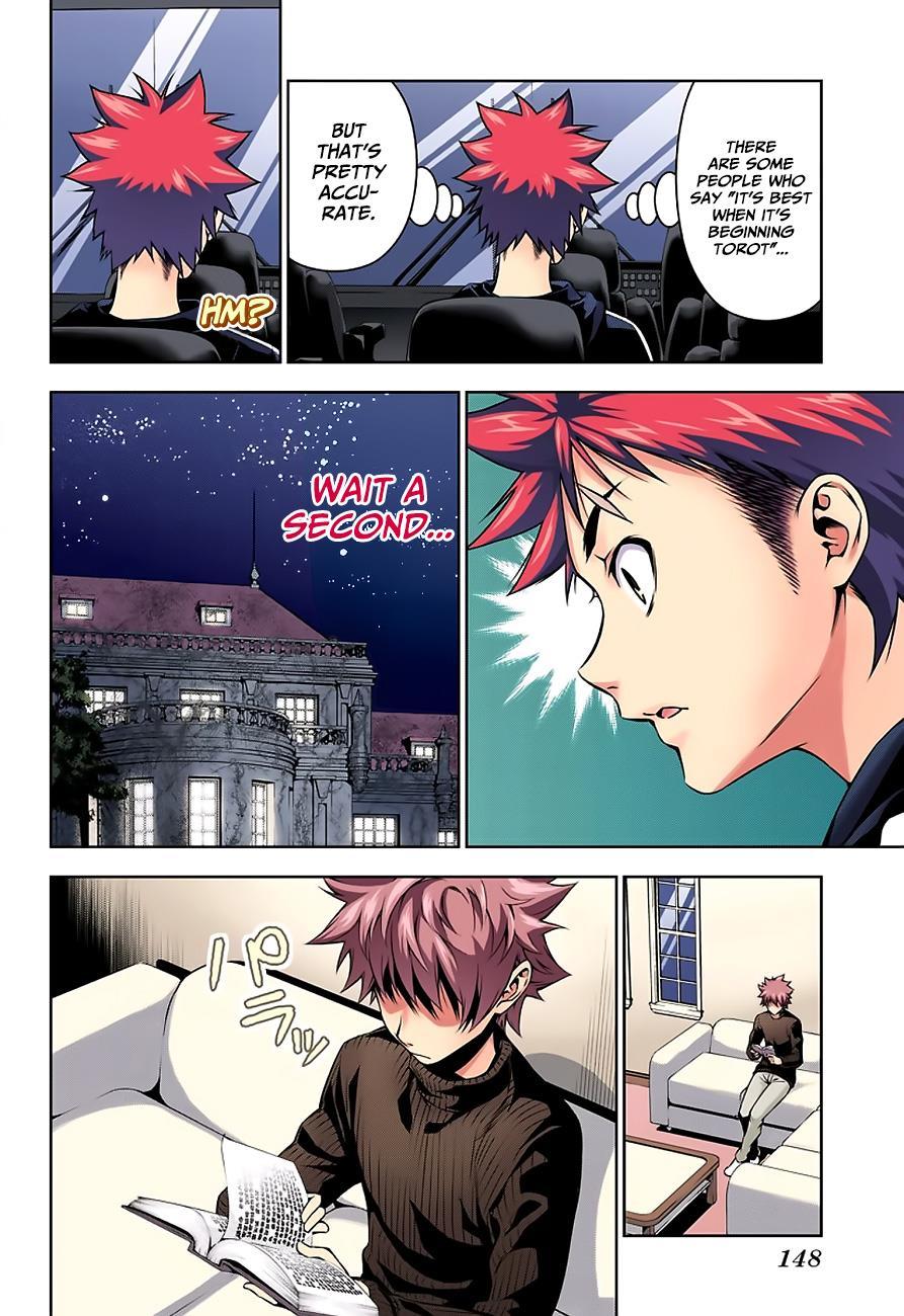Shokugeki no Soma Chapter 95.5  Online Free Manga Read Image 18