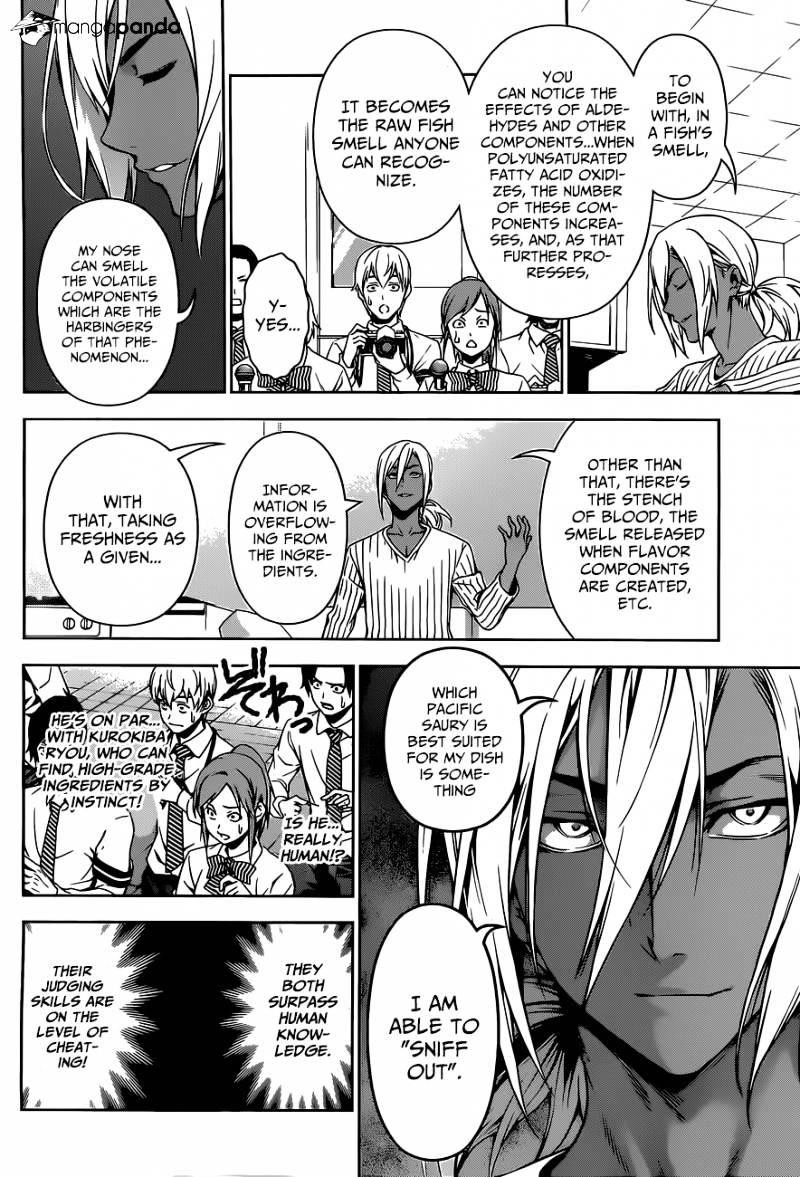 Shokugeki no Soma Chapter 95  Online Free Manga Read Image 10