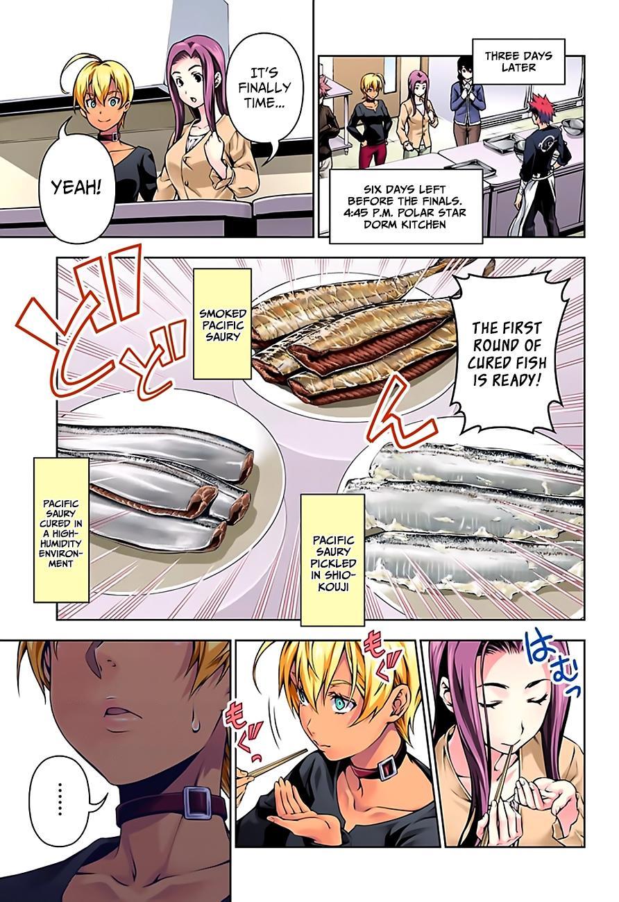 Shokugeki no Soma Chapter 96.5  Online Free Manga Read Image 10