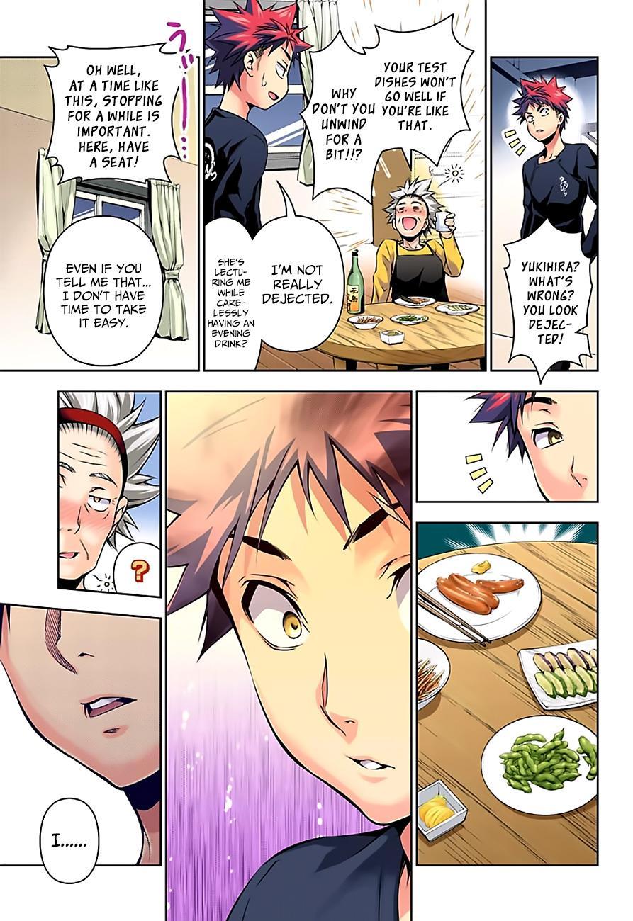 Shokugeki no Soma Chapter 96.5  Online Free Manga Read Image 14