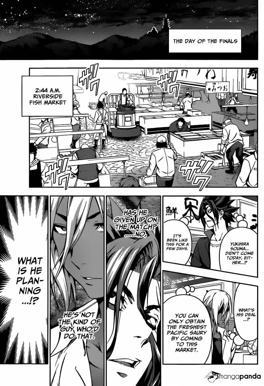 Shokugeki no Soma Chapter 96  Online Free Manga Read Image 16