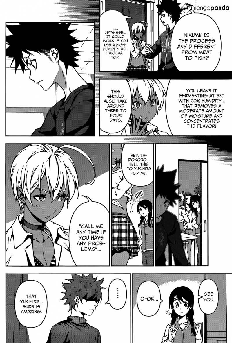 Shokugeki no Soma Chapter 96  Online Free Manga Read Image 7