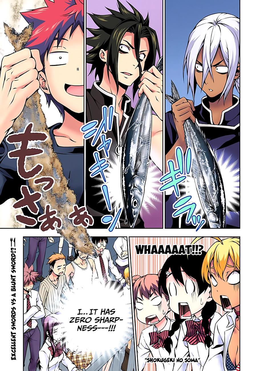 Shokugeki no Soma Chapter 97.5  Online Free Manga Read Image 2