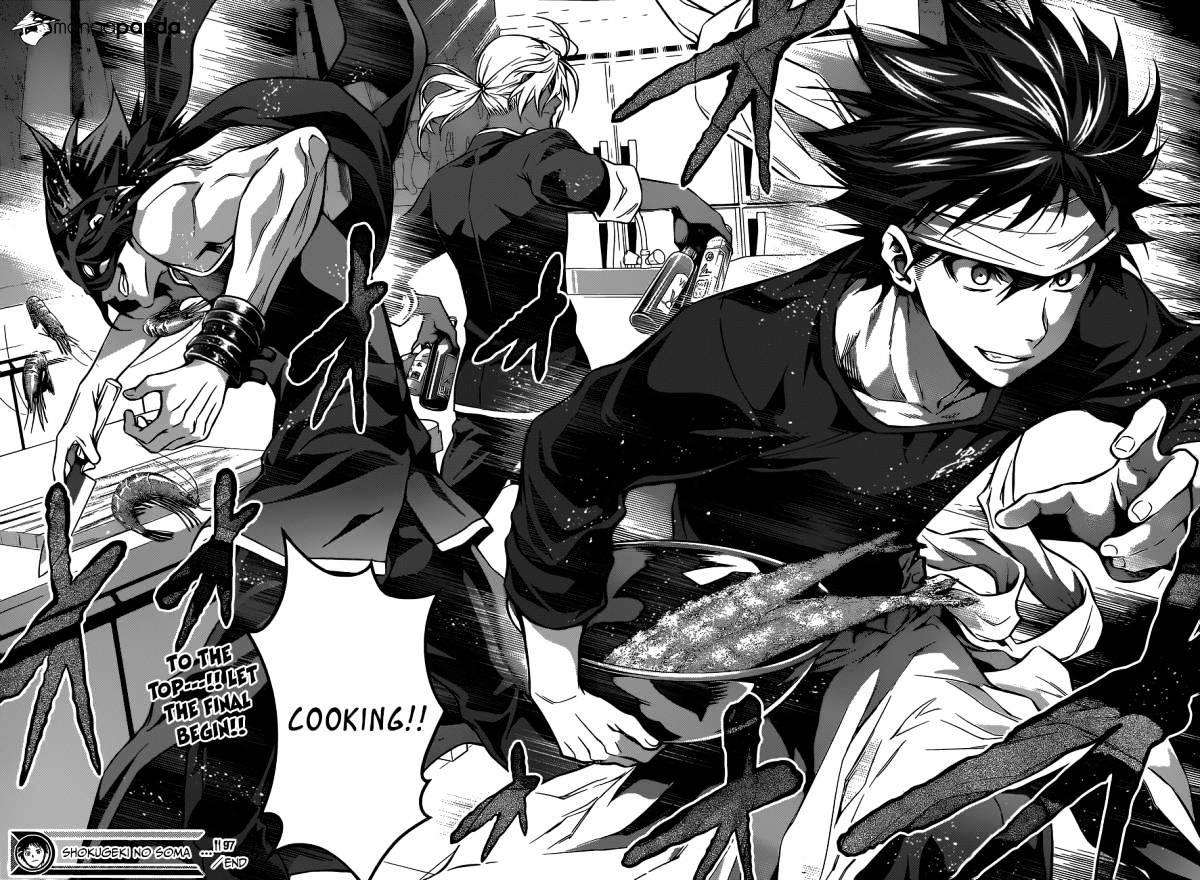 Shokugeki no Soma Chapter 97  Online Free Manga Read Image 19