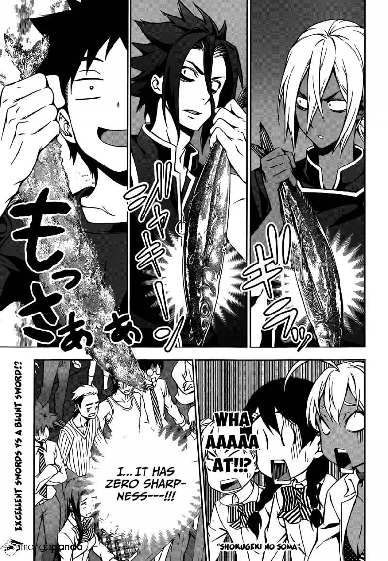 Shokugeki no Soma Chapter 97  Online Free Manga Read Image 2