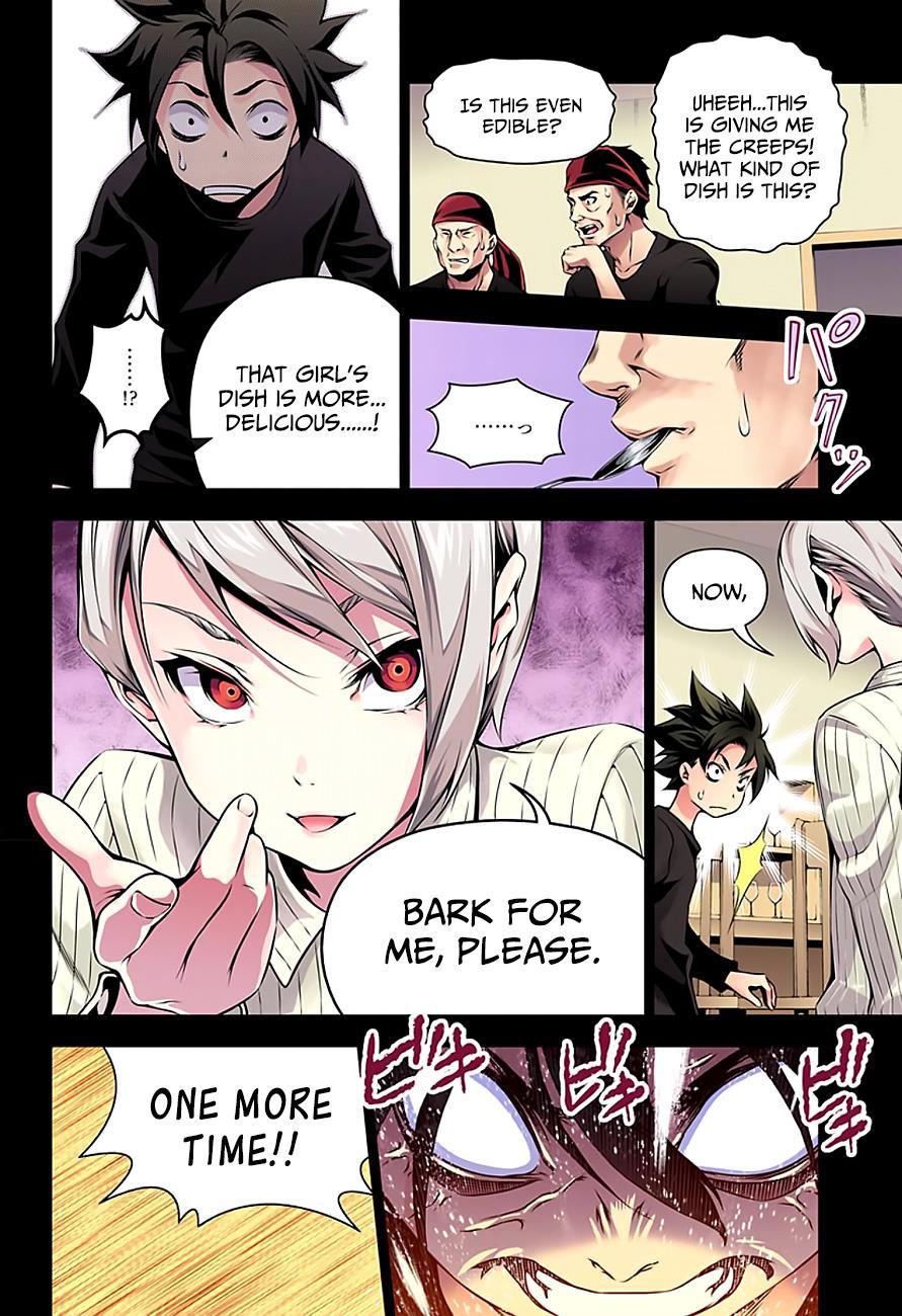 Shokugeki no Soma Chapter 98.5  Online Free Manga Read Image 13