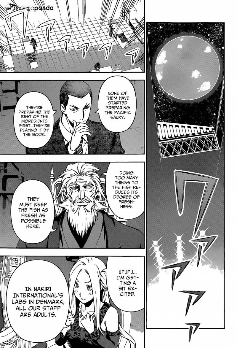 Shokugeki no Soma Chapter 98  Online Free Manga Read Image 4