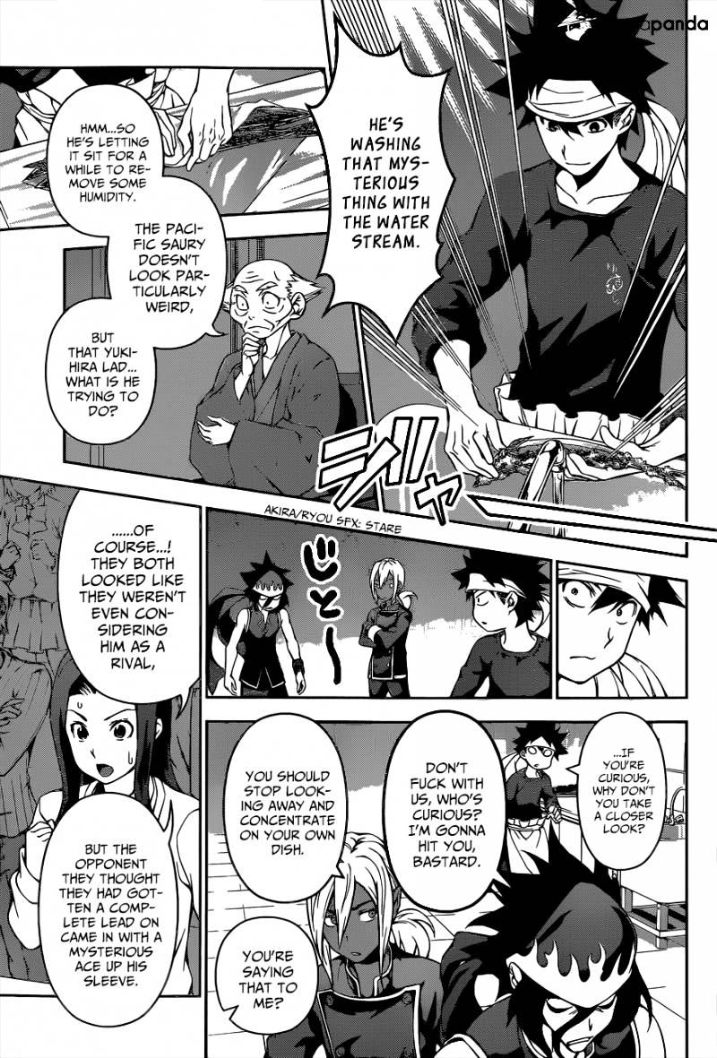 Shokugeki no Soma Chapter 98  Online Free Manga Read Image 6