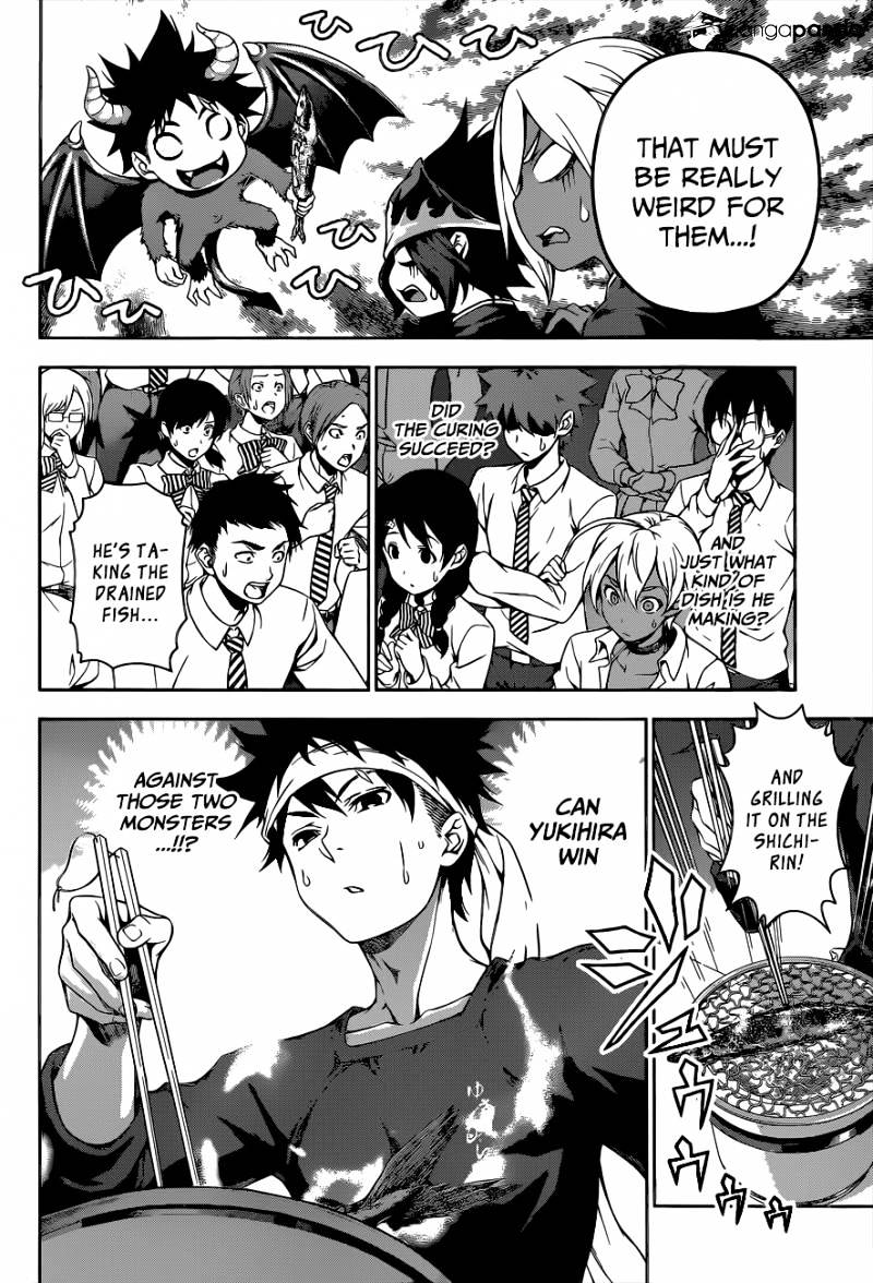 Shokugeki no Soma Chapter 98  Online Free Manga Read Image 7
